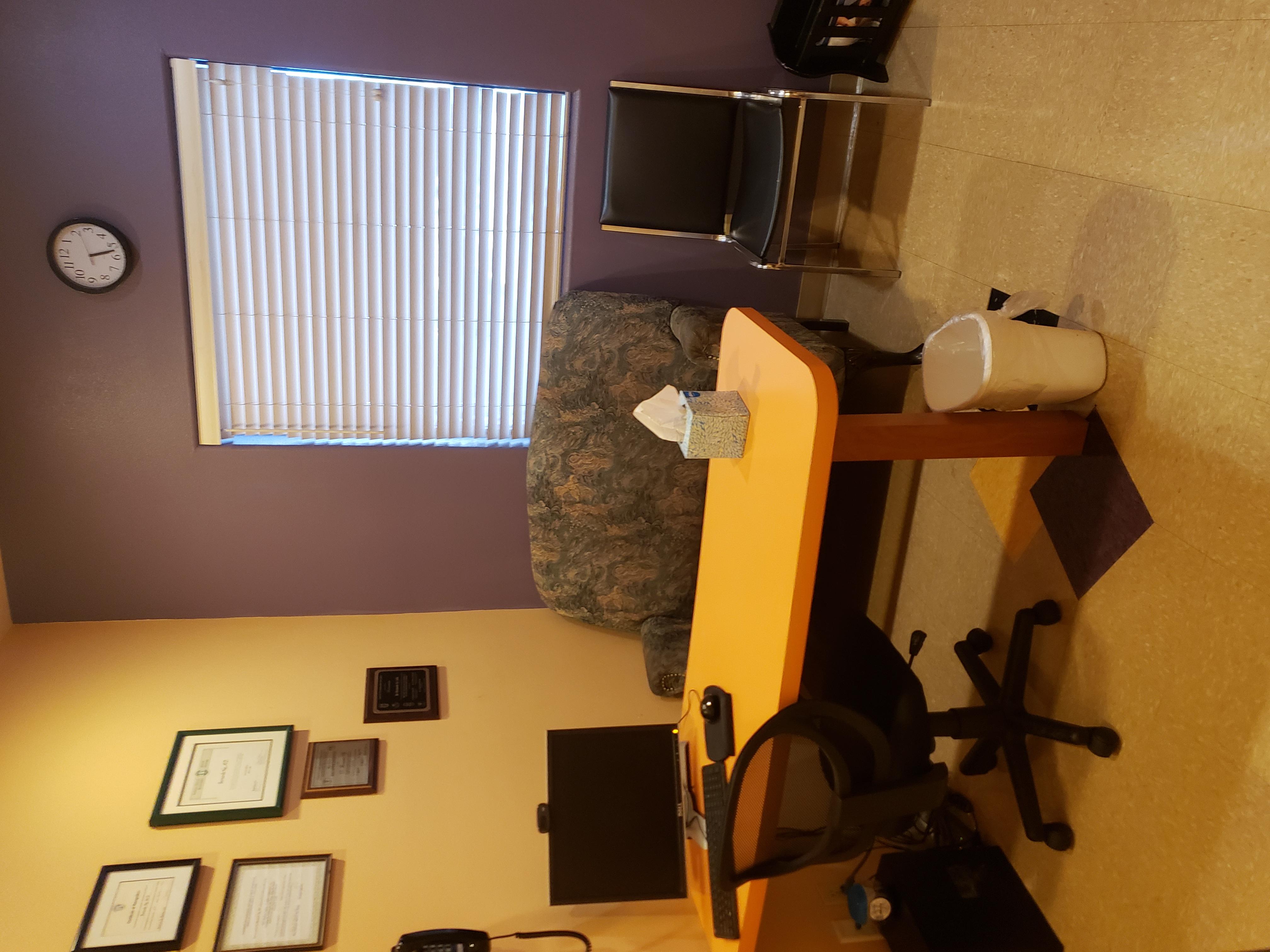 Consultation & Assessment Room